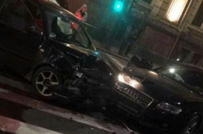 Tânăr din Satu Mare, rănit într-un accident în Cluj (Foto)