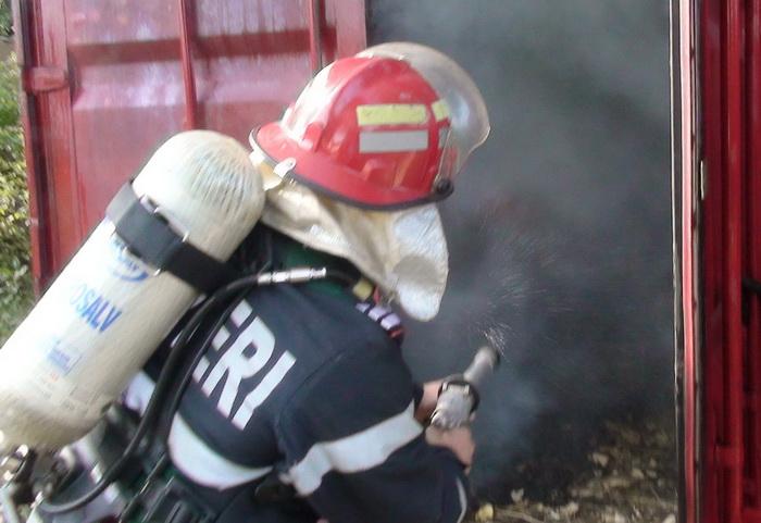 La un pas de tragedie ! Pompierii au intervenit de urgență