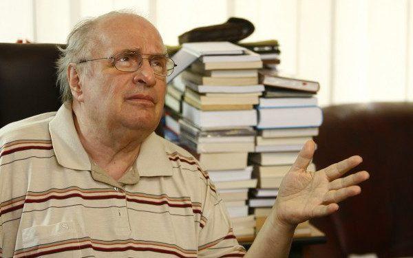 A murit scriitorul Augustin Buzura