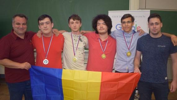 România a cucerit patru medalii, la Olimpiada de Informatică a Europei Centrale