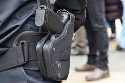 Jandarmii pot folosi arme cu tranchilizante împotriva animalelor