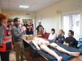 Sponsorizare importantă pentru Ambulanța Satu Mare. O companie ajută sistemul de sănătate (Foto)