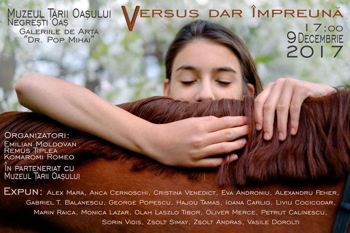 """A IX-a ediție a expoziției naționale de fotografie """"Versus dar Împreună"""", sâmbătă, la Negrești-Oaș"""