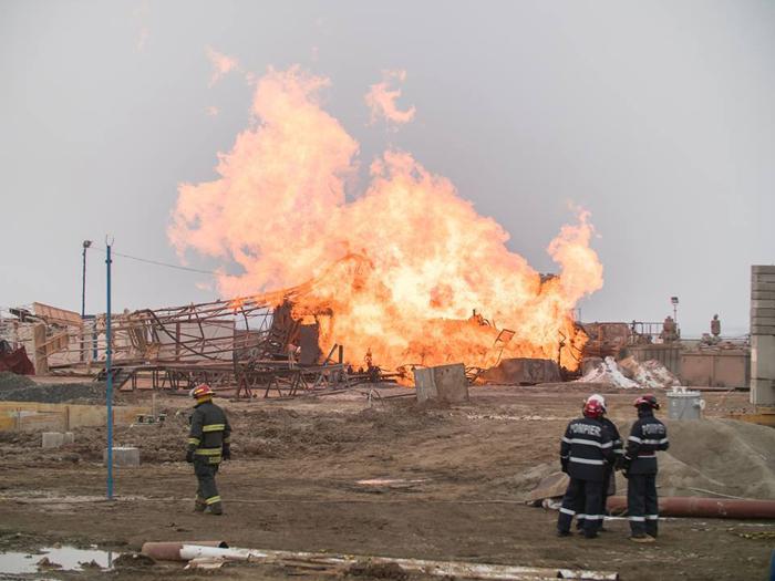 Conducerea IGSU rămâne în perioada Crăciunului la Moftin. Pompierii se pregătesc de intervenție (foto)