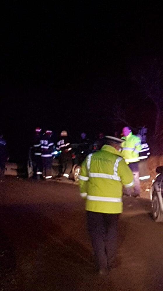 Accident în Grădina Viilor. Un șofer rănit