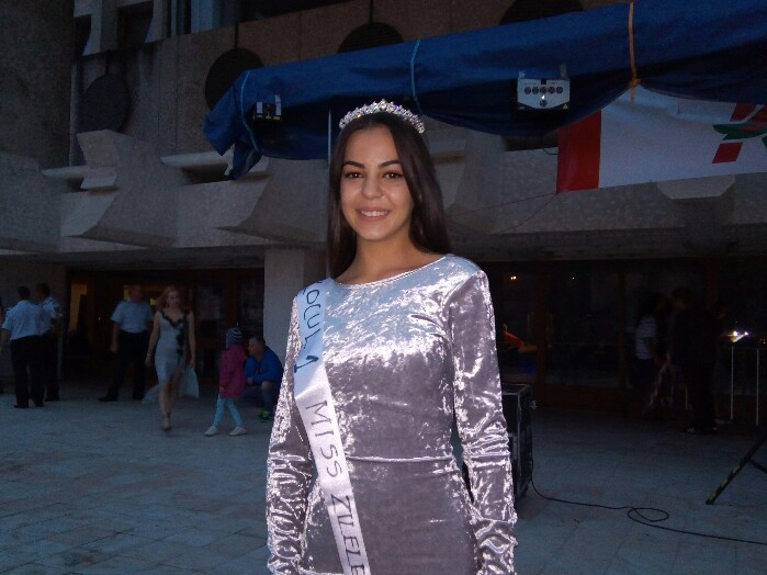 Bianca Mărculescu este Miss Satu Mare 2018 (Foto)