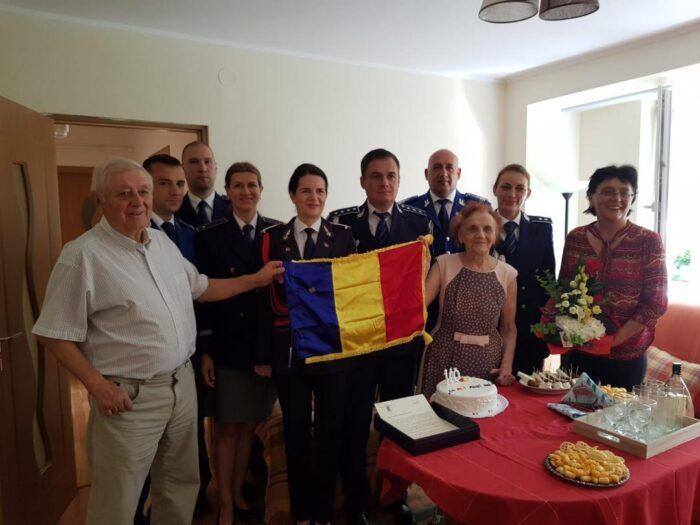 Sătmăreni născuţi odată cu România. Sunt îndreptăţiţi să vorbească despre centenar ! (Foto)