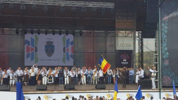 """Județul Satu Mare, printre invitații de onoare la """"Centenar Fest"""" de la Chișinău (Foto)"""