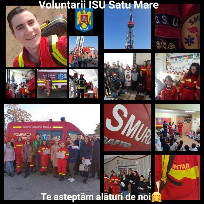 Vrei să devii voluntar ISU? Nimic mai simplu!