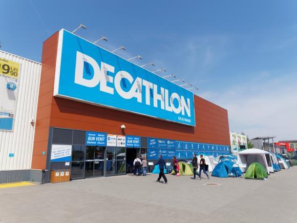 Decathlon deschide un magazin la Satu Mare. Unde si cand