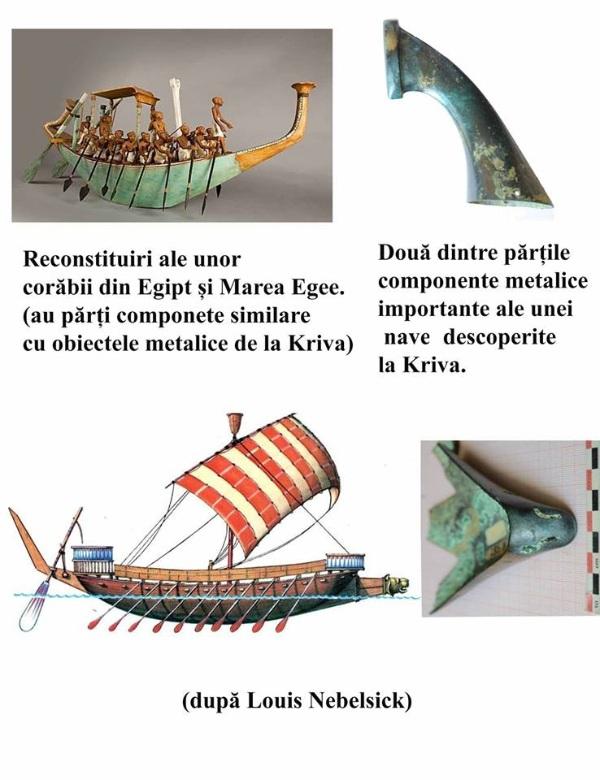 Senzațional ! Bucăți dintr-o corabie scandinavă descoperite în apropiere de Tarna Mare (Foto)