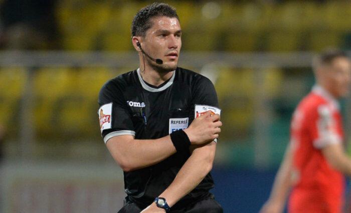 Istvan Kovacs, delegat la partida Franţa- Islanda din preliminariile EURO-2020