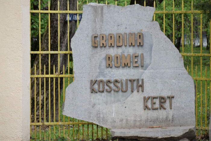Gradina Romei, revitalizată (Foto)