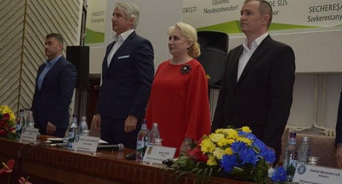 Premierul Dăncilă în vizită la Satu Mare (FOTO)