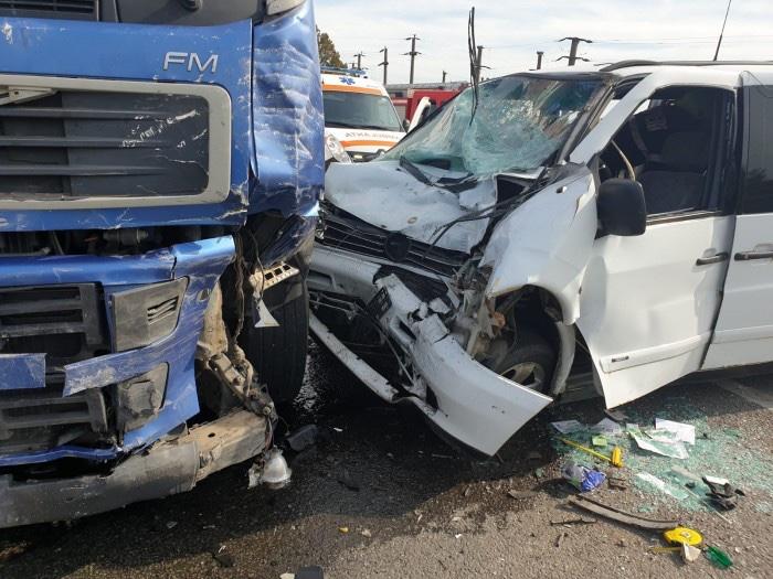 Concluziile polițiștilor în cazul accidentului de ieri din Decebal