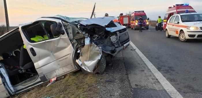 Ce spune poliția despre accidentul de pe Drumul Careiului