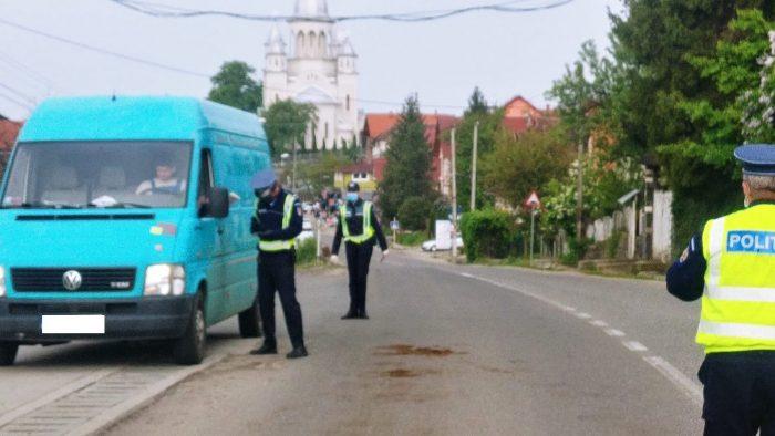 Controale ale Poliției, Frontierei și Jandarmeriei în zona Oaș. Au rezultat amenzi și confiscări