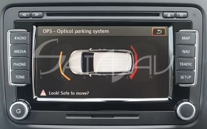 2009 Vw Cc Wiring Diagram Vw Rns 510 Navigation System Satnav Systems