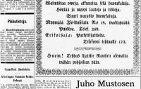 Kaleva 29.1.1900 s. 4.