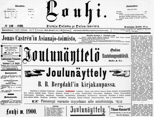 Louhi 1899