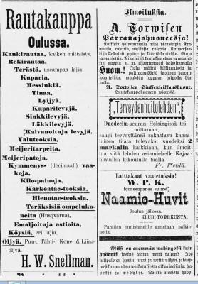 Naamio-Huvit 15.12.1890