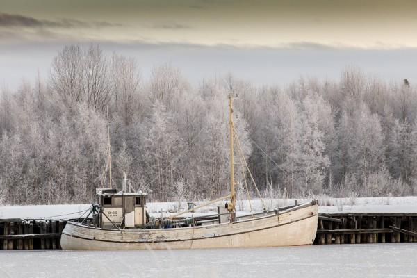 Joulukuun vene