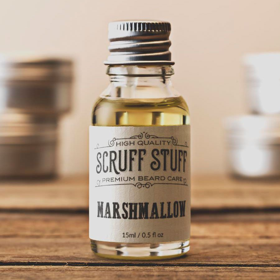 Scruff Stuff 'Marshmallow' Beard Oil