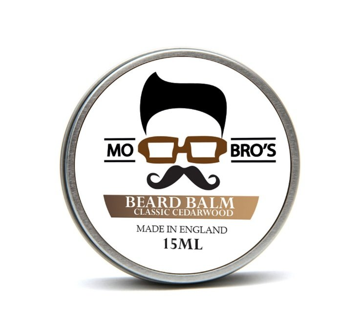 Review: Mo Bro's 'Classic Cedarwood' Beard Balm