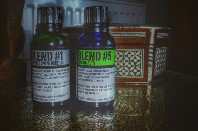 Review: Big Dave's Beard Care Beard Oils