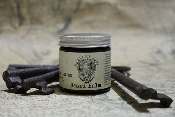 Mariner Jack 'Plain Sailing' Beard Balm