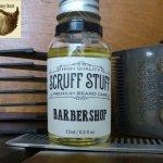 Scruff Stuff Barbershop Beard Oil