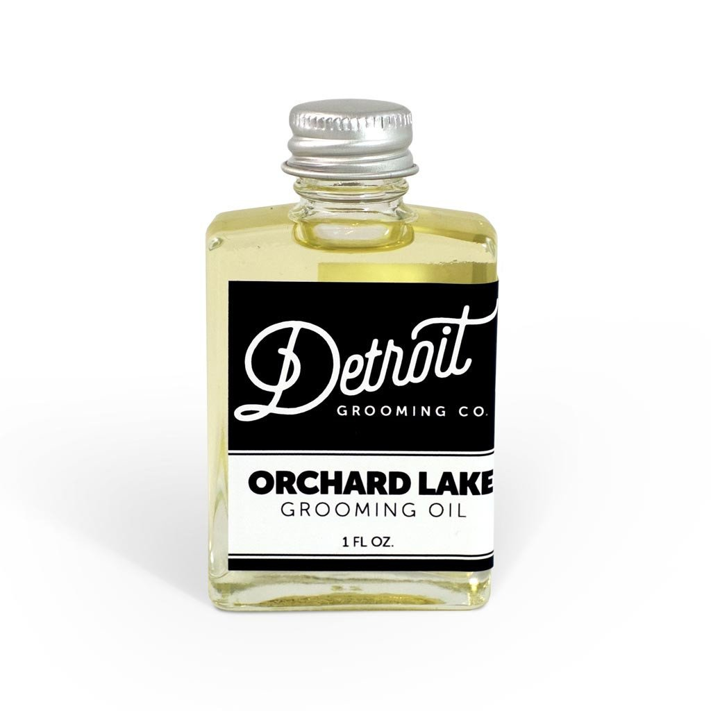 Review: Detroit Grooming Co 'Orchard lake' Beard Oil