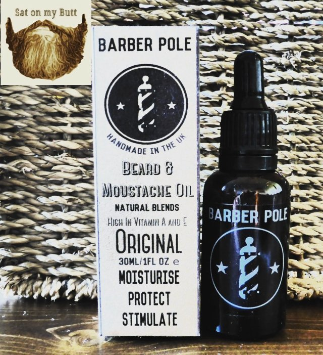 Review: Barber Pole UK 'Original' Beard Oil