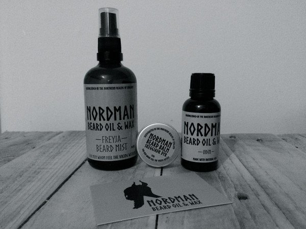Review: Nordman 'Freyja' Beard Mist