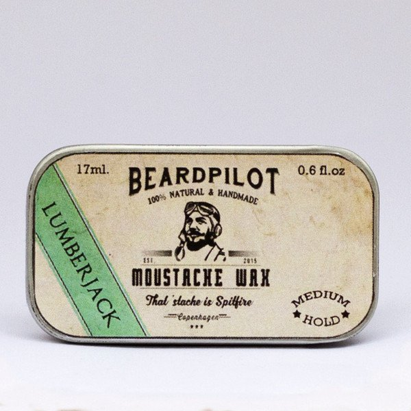 Review: Beardpilot 'LumberJack' Moustache Wax