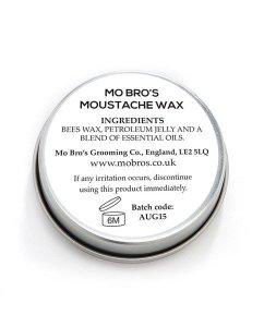 Mo Bro's 'Vanilla & Mango' Moustache Wax