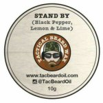 Tactical Beard Oils 'Standby' Moustache Wax