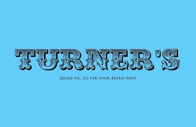 Turners beard oil logo