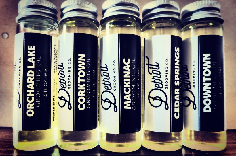 Detroit Grooming Company 'Mackinac' Beard Oil