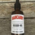 ManCandy 'Spicy Pirate Blend' Beard Oil