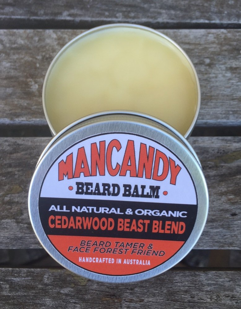ManCandy 'Cedarwood Beast Blend' Beard Balm