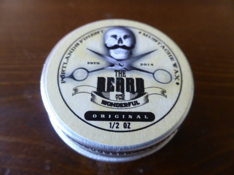 The Beard and the Wonderful Moustache Wax