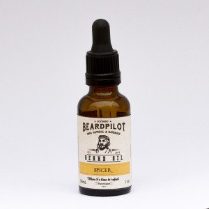 'Spicer' Beard oil from Beardpilot