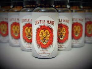 Gentle Mane Beard Care Beard Oil