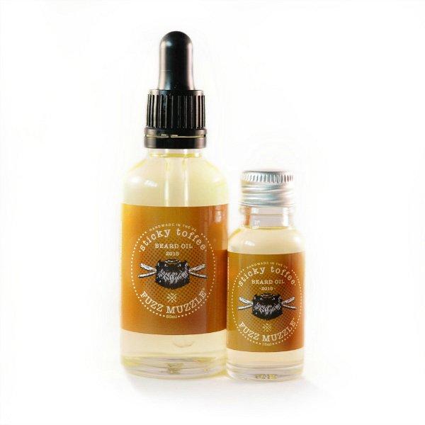 Review: Fuzz Muzzle 'Sticky Toffee' Beard Oil