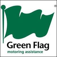 Green Flag Breakdown Cover
