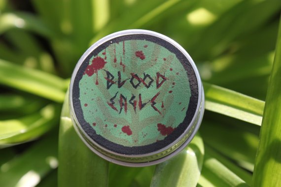 Myrkvidr 'Blood Eagle' Beard Balm