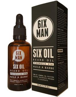 6ixman 'Formula 416' Beard Oil