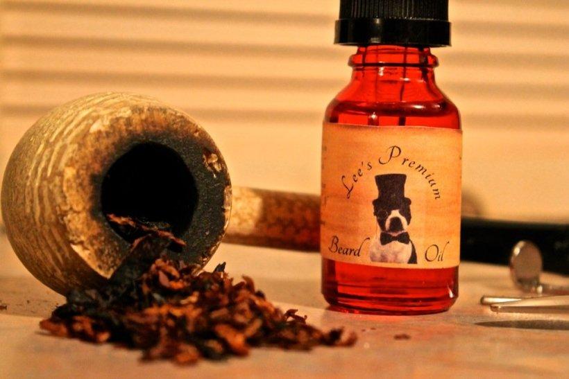Lee's Premium beard Care 'Vanilla Tobacco' Beard Oil