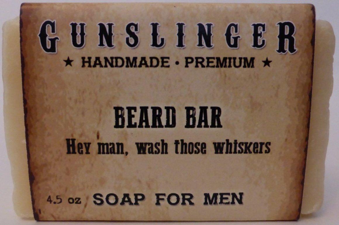 Review: Gunslinger Beard Bar